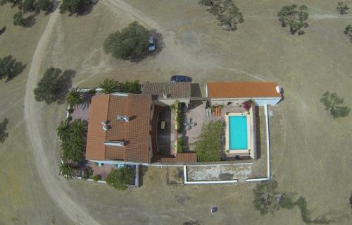Cortijo La Gabrielina - casa rural cerca de mérida04