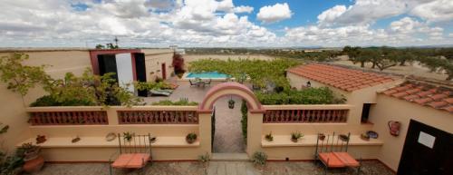 Cortijo La Gabrielina - casa rural cerca de mérida05