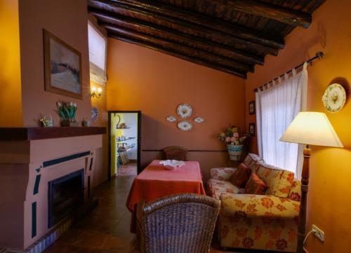 Cortijo La Gabrielina - casa rural cerca de mérida06
