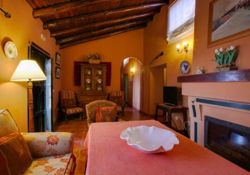 Cortijo La Gabrielina - casa rural cerca de mérida07