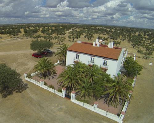 Cortijo La Gabrielina - casa rural cerca de mérida12