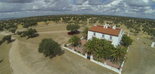 Cortijo La Gabrielina - casa rural cerca de mérida13