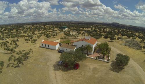 Cortijo La Gabrielina - casa rural cerca de mérida15