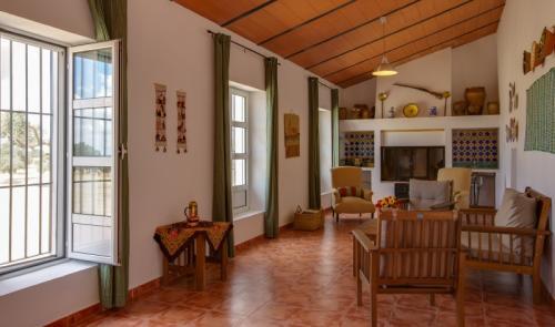 Cortijo La Gabrielina - casa rural cerca de mérida16