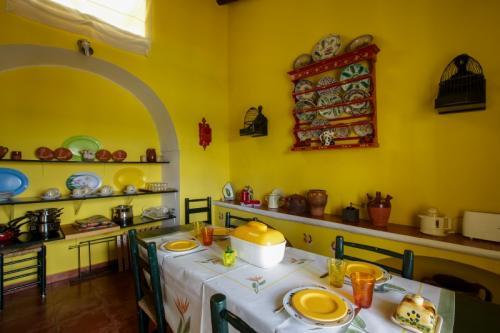 Cortijo La Gabrielina - casa rural cerca de mérida23